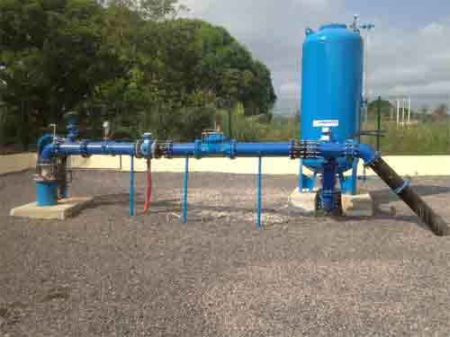 GABON FORAGE EAU POTABLE NTOUM-01